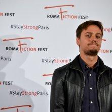 """Roma Fiction Fest 2015: Luca Di Capua al photocall di """"Zio Gianni"""""""