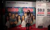 Alex & Co 2: il tappeto rosso al Roma Fiction Fest 2015