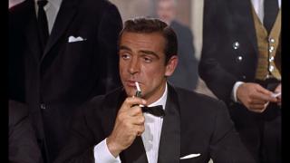 Sean Connery in 007 Licenza di Uccidere