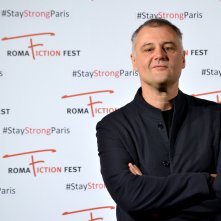 Roma Fiction Fest 2015: Lucio Pellegrini al photocall di Limbo