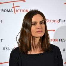 Roma Fiction Fest 2015: Kasia Smutniak al photocall di Limbo