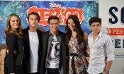 Alex & Co 2: il red carpet del Roma Fiction Fest 2015 (foto e video)