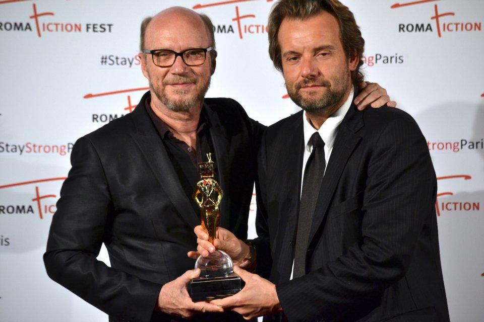 Roma Fiction Fest 2015: Paul Haggis ritira l'excellence award