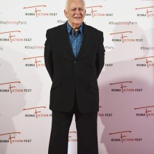 Andrew Davies al photocall del Roma Fiction Fest 2015