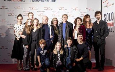 Un Medico in Famiglia: La reunion della fiction più amata d'Italia ha chiuso il Roma Fiction Fest