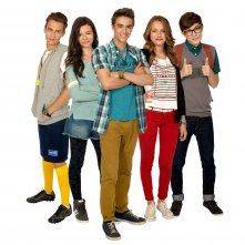 Alex & Co 2: il cast in una foto promozionale della nuova stagione