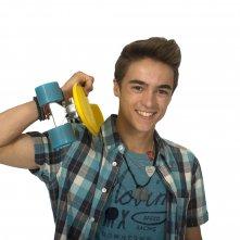 Alex & Co 2: Leonardo Cecchi in una immagine promozionale della nuova stagione