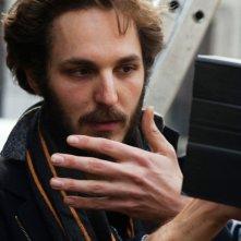 Antonia: il regista Ferdinando Cito Filomarino sul set del film da lui diretto