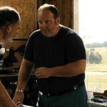 Heatwave: Jean-Pierre Darroussin e Grégory Gadebois in una scena del film