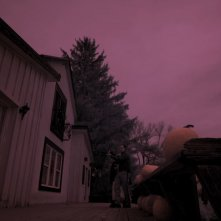 Hellions: Robert Patrick in una scena tratta dal film