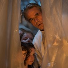 High-Rise: Jeremy Irons in una scena del film