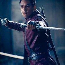 Into the Badlands: il protagonista Daniel Wu