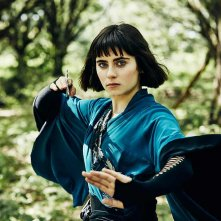 Into the Badlands: l'attrice Alexia Ioannides in una foto della prima stagione