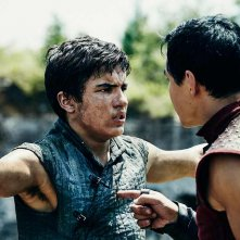 Into the Badlands: gli attori Aramis Knight e Daniel Wu