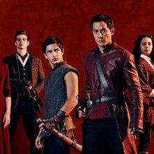 Into the Badlands: il cast della serie