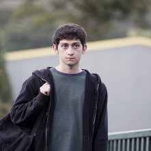 Just Jim: Craig Roberts in una scena del film