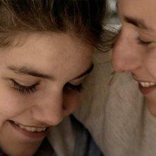 Keeper: Kacey Mottet Klein e Galatéa Bellugi insieme in una scena del film