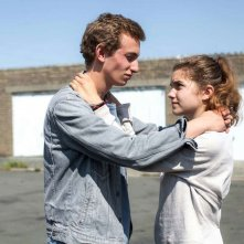 Keeper: Kacey Mottet Klein e Galatéa Bellugi in una scena del film