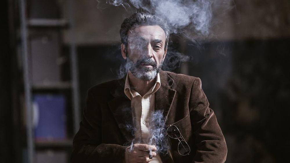 Lo scambio: Filippo Luna in una scena del flim