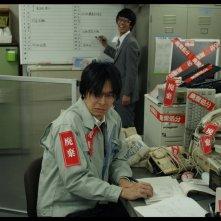Love & Peace: Hiroki Hasegawa in un momento del film