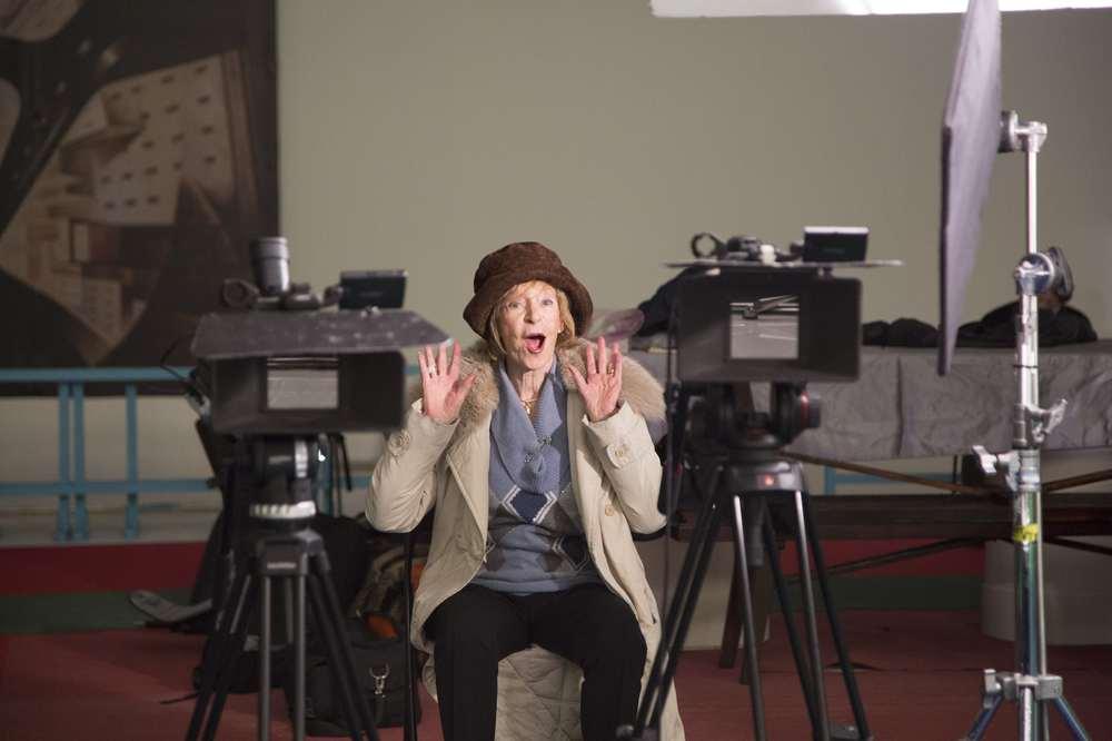 Mia madre fa l'attrice: Silvana Stefanini sul set del documentario