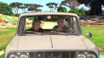 Mia madre fa l'attrice: Mario Balsamo e Silvana Stefanini in un'immagine del documentario