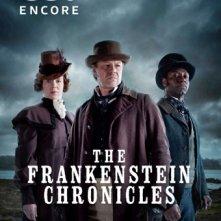 the Frankenstein Chronicles: la locandina della serie