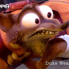 Zootropolis: un''immagine di Duke Weaselton