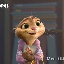 Zootropolis: un'immagine di Mrs. Otterton