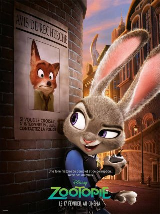 Zootropolis: una nuova locandina del film
