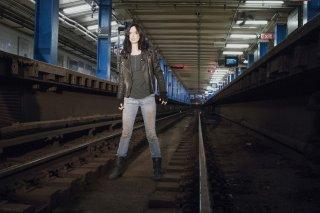 Jessica Jones: la protagonista della serie Krysten Ritter