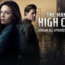 The Man In The High Castle: un banner promozionale della serie targata Amazon