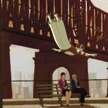 Phantom Boy: una bella immagine del film animato