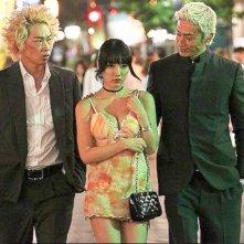 Shinjuku swan: un'immagine del film