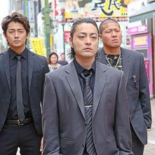 Shinjuku swan: una scena tratta dal film