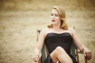 The Dressmaker: Kate Winslet in una scena del film