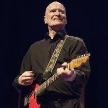 The Ecstasy of Wilko Johnson: Wilko Johnson in una scena del documentario