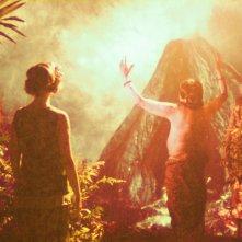 The Forbidden Room: una scena del film