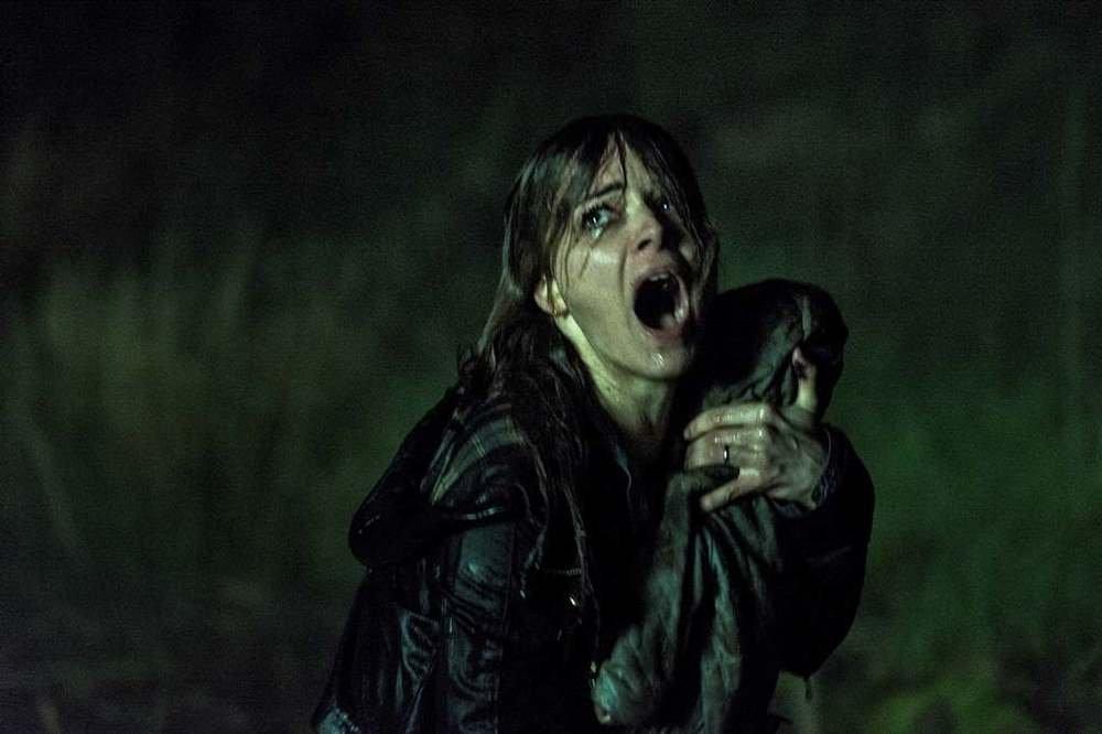 The Hallow: Bojana Novakovic in una scena del film horror