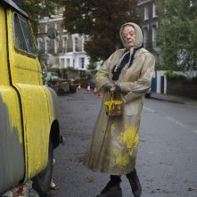 The Lady in the Van: Maggie Smith in un'immagine del film