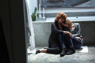 The Meddler: Susan Sarandon e Rose Byrne in una scena del film