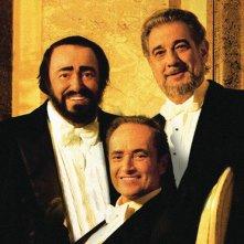 Pavarotti - Il concerto di Natale: Luciano Pavarotti, José Carreras e Placido Domingo insieme