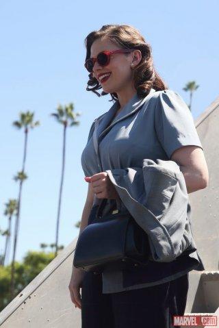 Agent Carter: Hayley Atwell nella prima immagine ufficiale della seconda stagione