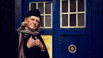 David Bradley in An Adventure in Space and Time