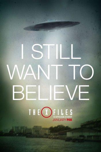 X-Files: un nuovo poster della serie