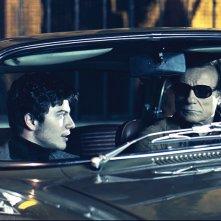 La macchinazione: Massimo Ranieri (a destra) in un'immagine tratta dal film di David Grieco