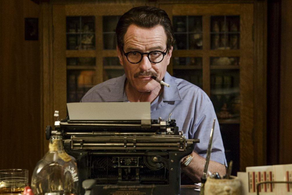 L'ultima parola - La vera storia di Dalton Trumbo: Bryan Cranston in un'immagine promozionale del film