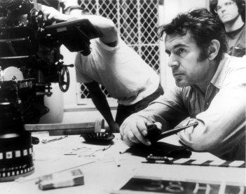 Il regista Milos Forman