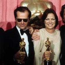 Qualcuno volò sul nido del cuculo: il cast premiato agli Oscar