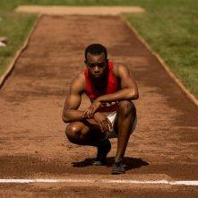 Race - Il colore della vittoria: Stephan James nei panni di Jesse Owens